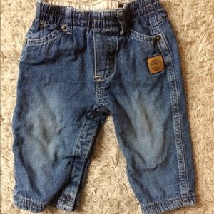 Timberland Jeans - Size 6-9M